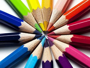 Color Me Happy @ North Pocono Public Library