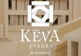 Build with Keva Planks! @ Nancy Kay Holmes Library