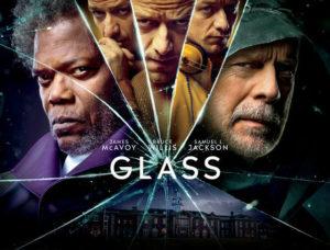 Glass: Wednesday Movie Matinee @ Scranton Public Library