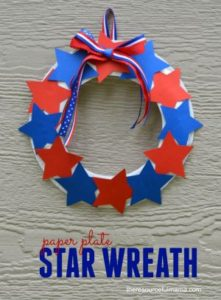 Make & Take: Memorial Day Wreath @ North Pocono Public Library