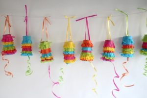 Make & Take: Mini Pinatas @ North Pocono Public Library